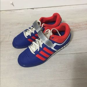 Adidas mens Powerlifting shoes